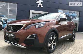 Peugeot 3008 New 2.0 HDi AT (150 л.с.) 2018