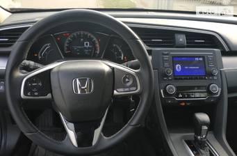 Honda Civic 1.6 CVT (125 л.с.) 2018