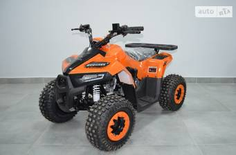 Comman ATV 110cc B5 Mudhawk 2019