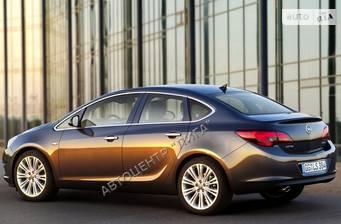 Opel Astra J 1.4Т АТ (140 л.с.) 2019