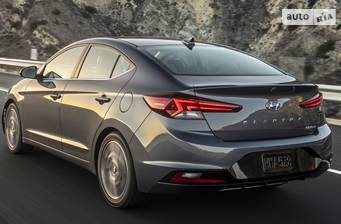 Hyundai Elantra 1.6 AT (127 л.с.) 2019
