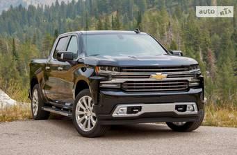 Chevrolet Silverado 5.3 AT (355 л.с.) 2019