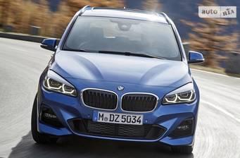 BMW 2 Series Gran Tourer 220d AT (190 л.с.) 2019