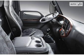 Hyundai HD 35 Борт 1.5т (136 л.с.) 2018
