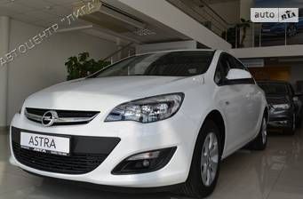 Opel Astra J 1.4Т МТ (140 л.с.) 2019