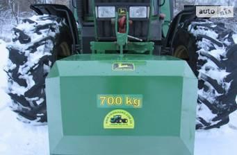 TriDaAgro Dambo 700 2018