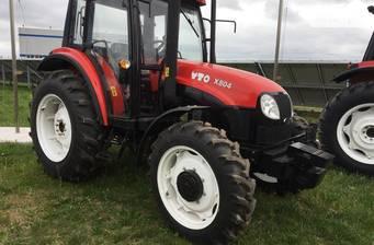 YTO X 804 (80 л.с.) 2018
