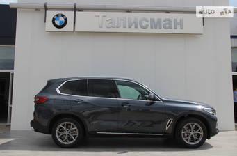 BMW X5 40i Steptronic (340 л.с.) xDrive 2019