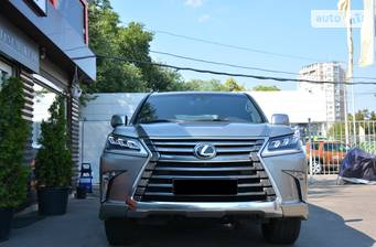 Lexus LX 450d AT (272 л.с.) 2019