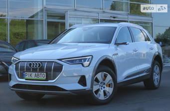 Audi e-tron 95kWh (408 л.с.) Quattro 2019