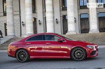 Mercedes-Benz CLA-Class 250 AT (224 л.с.) 2019