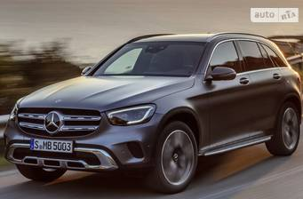 Mercedes-Benz GLC-Class 200d AT (163 л.с.) 4Matic 2019