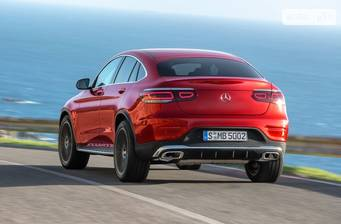 Mercedes-Benz GLC-Class 200 AT (197 л.с.) 4Matic 2019