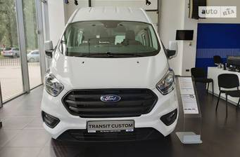 Ford Transit Custom F320 2.0D MT (130 л.с.) L2H2 2018
