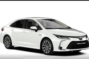 Toyota Corolla 1.8 Hybrid e-CVT (122 л.с.) 2019