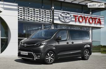 Toyota Proace Verso 2.0 D-4D 6AT (150 л.с.) L2 2019