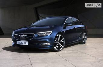 Opel Insignia Grand Sport 1.5T AT (165 л.с.) 2019