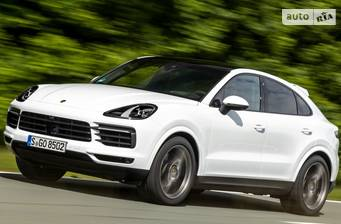 Porsche Cayenne Coupe 3.0 Tip-tronic S (340 л.с.) AWD 2019