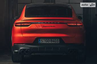 Porsche Cayenne Coupe Turbo 4.0 Tip-tronic S (550 л.с.) AWD 2019