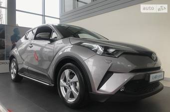 Toyota C-HR 2.0 AT (148 л.с.) 2019