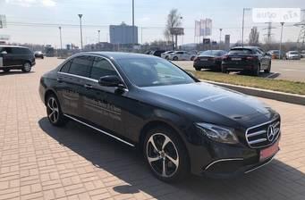 Mercedes-Benz E-Class New E 220d (194 л.с.) 4Matic 2018