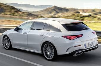 Mercedes-Benz CLA-Class 180d АТ (116 л.с.) 2019
