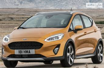 Ford Fiesta 1.0 Ecoboost AT (100 л.с.) 2019
