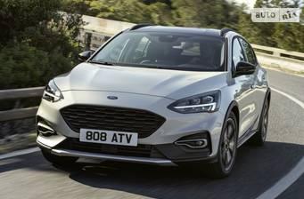 Ford Focus 1.5 Ecoboost AT (150 л.с.) 2019