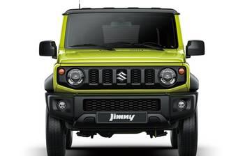 Suzuki Jimny 1.5 MT (102 л.с.) 2019