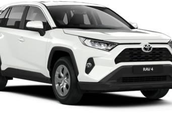 Toyota RAV4 2.0 Dual VVT-i MT (173 л.с.) 2019