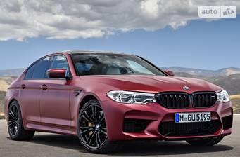 BMW M5 F90 4.4 АТ (600 л.с.) xDrive 2019