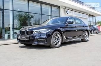 BMW 5 Series G30 530i АT (252 л.с.) xDrive 2019