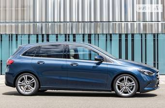 Mercedes-Benz B-Class 220d AT (190 л.с.) 2019