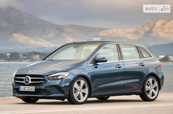 Mercedes-Benz B-Class 180d AT (116 л.с.) 2019
