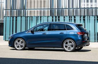 Mercedes-Benz B-Class 220 AT (190 л.с.) 2019