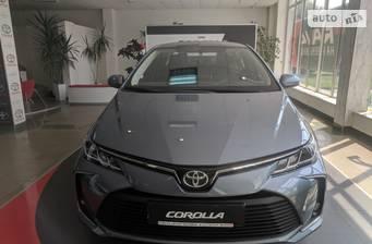 Toyota Corolla 1.6 AT (132 л.с.) 2019