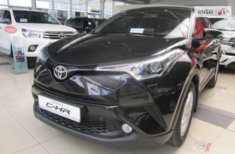 Toyota C-HR 1.2 MT (116 л.с.) 2019