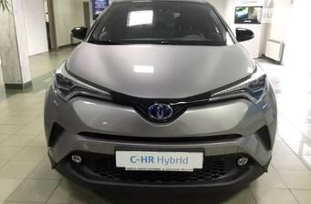Toyota C-HR 1.8 E-CVT (122 л.с.) Hybrid 2019