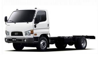 Hyundai HD 78 MT (145 л.с.) 2019
