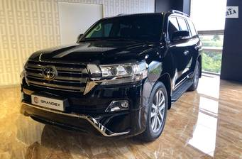 Toyota Land Cruiser 200 B6/B7 4.5D AT (249 л.с.) 2018