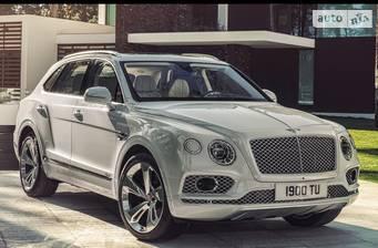 Bentley Bentayga 3.0 TSFi AT (449 л.с.) Hybrid 2019