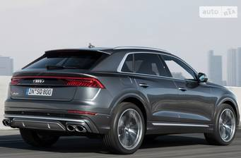 Audi SQ8 4.0 TDI Tiptronic (435 л.с.) Quattro 2019