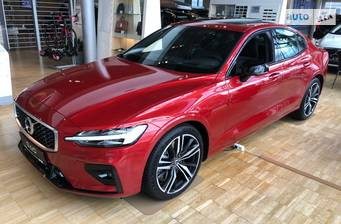 Volvo S60 T5 2.0 АТ (245 л.с.) 2020