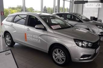Lada Vesta 1.6 MT (106 л.с.) 2018
