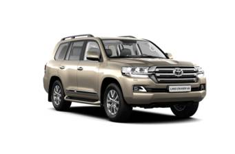 Toyota Land Cruiser 200 4.6 AT (309 л.с.) 2019