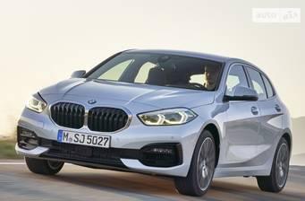 BMW 1 Series 120d AT (190 л.с.) xDrive 2019