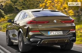 BMW X6 M50i Stepotronic (530 л.с.) xDrive 2020