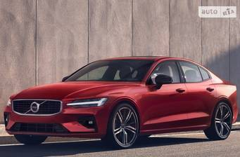 Volvo S60 T4 2.0 AT (190 л.с.) 2019