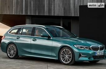 BMW 3 Series 320d Steptronic (190 л.с.) 2019
