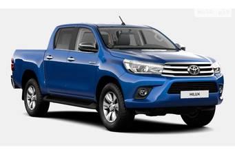 Toyota Hilux New 2.4 D-4D AT (150 л.с.) 2019
